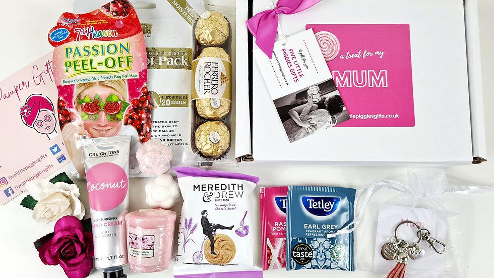 Mum pamper gift box
