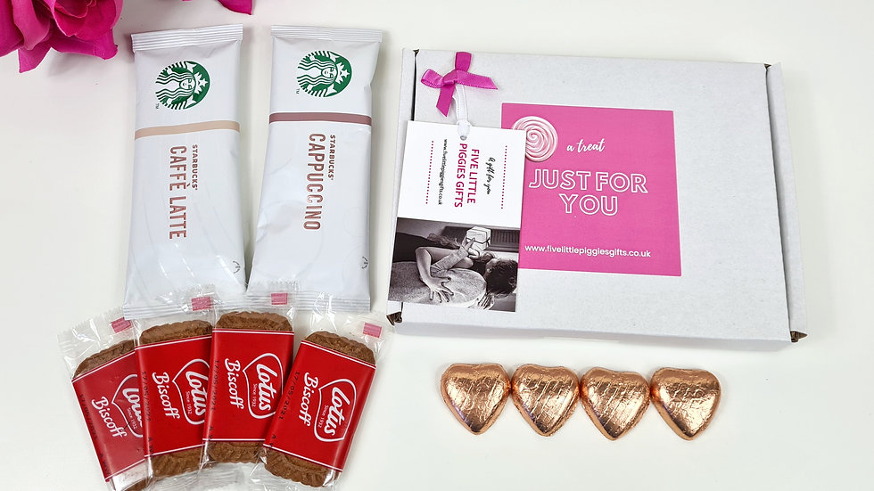 Coffee break letterbox gift