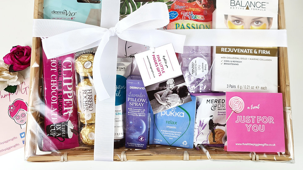 Relax and Pamper Hamper
