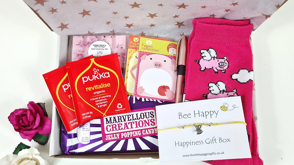 Happiness - Letterbox gift