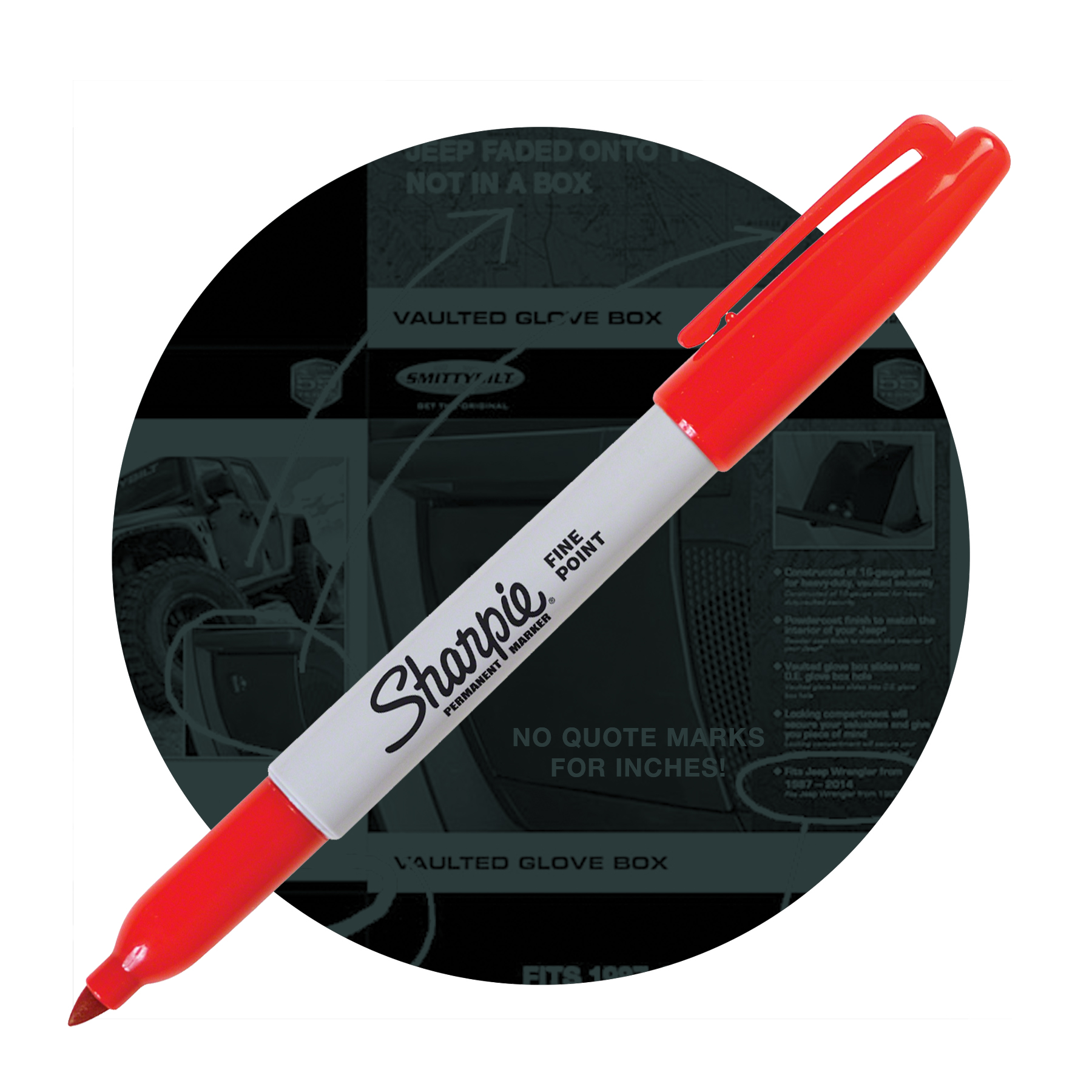 Tool-Sharpie