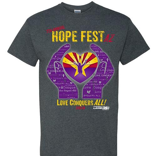 Hope Fest Arizona 2018 Festival Shirt