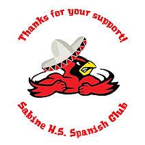 Sabine HS Spanish Club LID LABEL.jpg