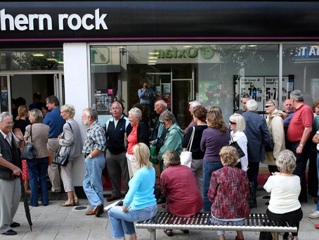 Elvis, mad bastards and queues in the streets – Northern Rock revisited