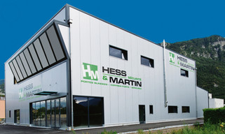 Hess & Martin Uvrier