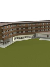 Construction d'un hôtel type Ibis 3* au Bouveret, Villeneuve