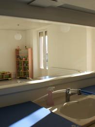 Aménagement de la garderie Vilarose à Vevey, 2009