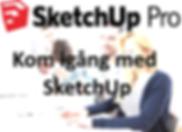 Kurser i SketchUp