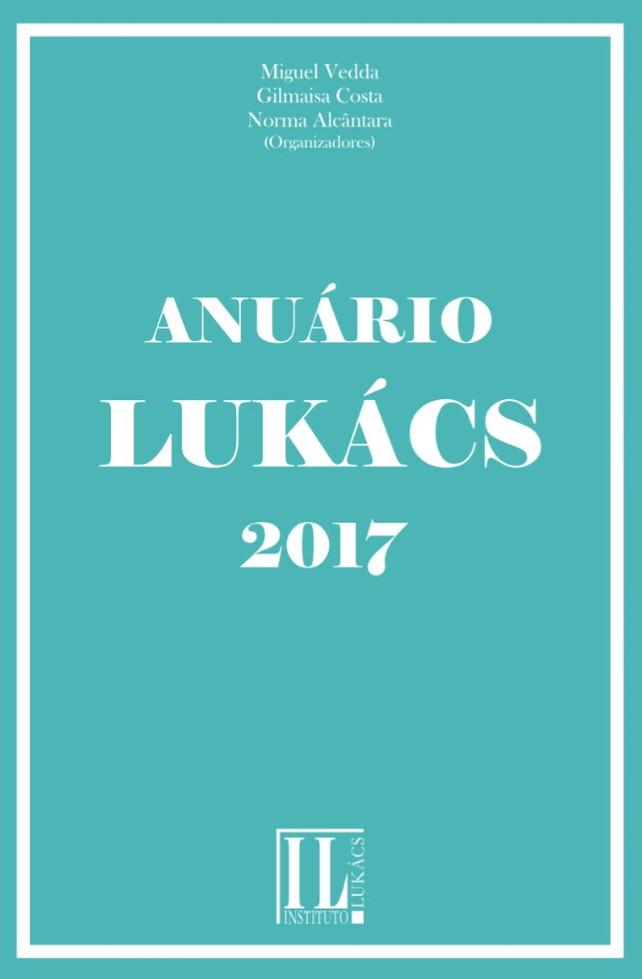 Anuário Lukács 2017