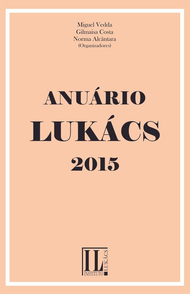 Anuário Lukács 2015