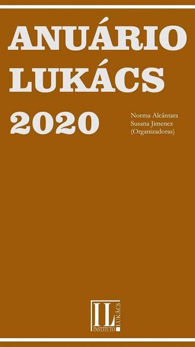 ANUÁRIO LUKÁCS 2020