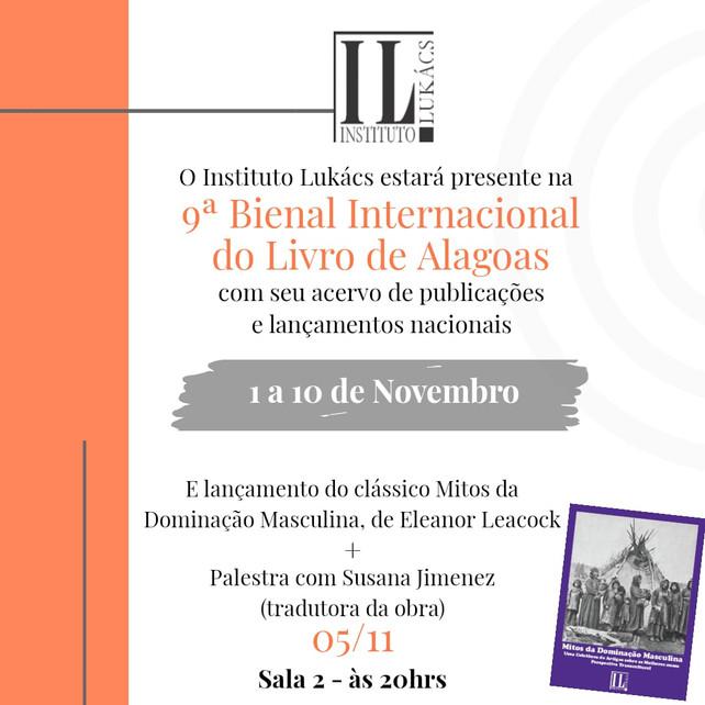 Eventos  - Bienal do Livro de Alagoas
