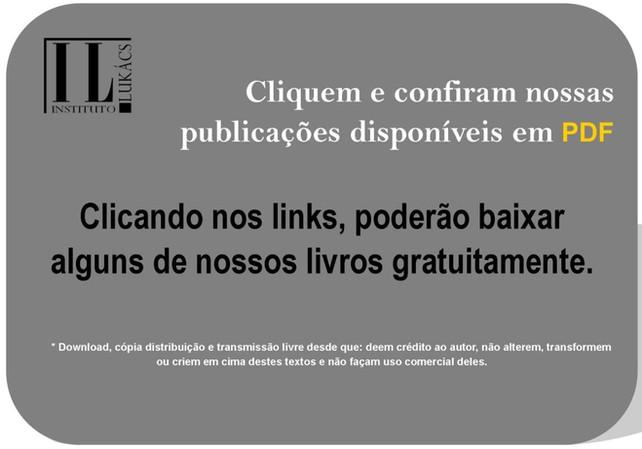 Livros para download disponíveis em PDF