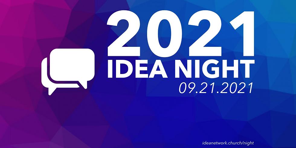 Idea Night 2021
