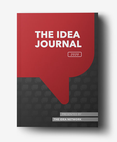 The Idea Journal 2020