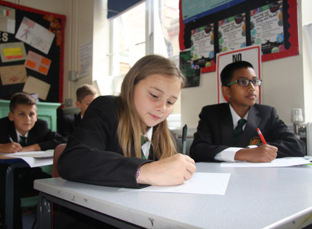 A 'Flying Start to Year 7' Event