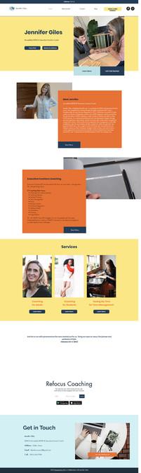 Wix Website Life Coaching