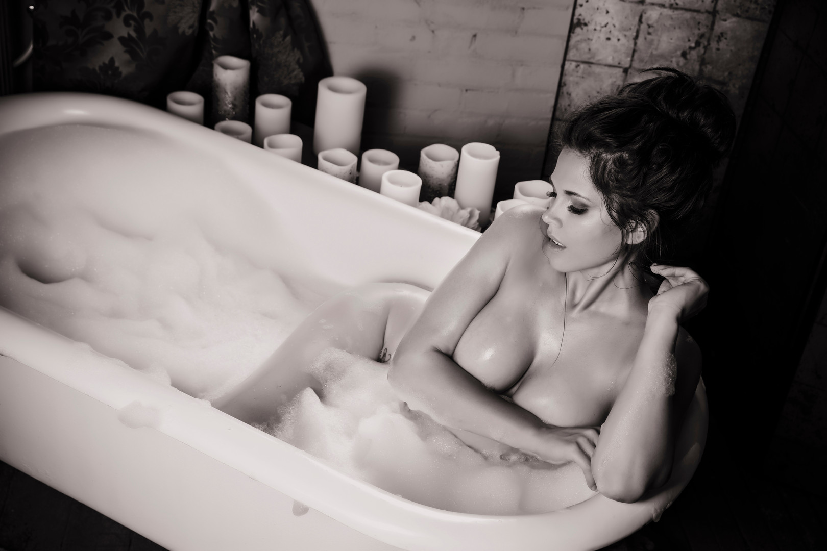 Sugar & Spice Photography Boudoir Powder