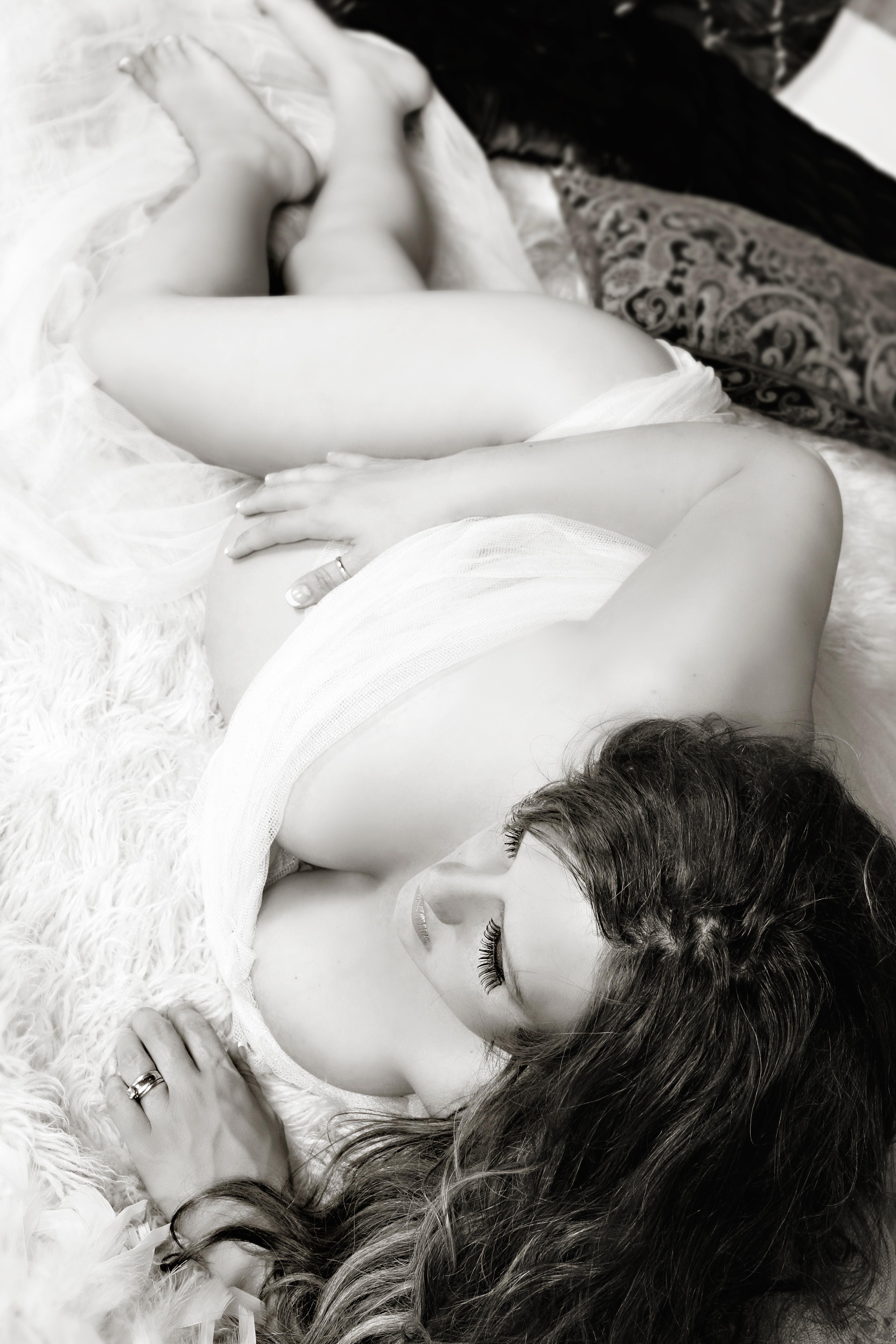 Sugar & Spice Photography Boudoir Maternity17