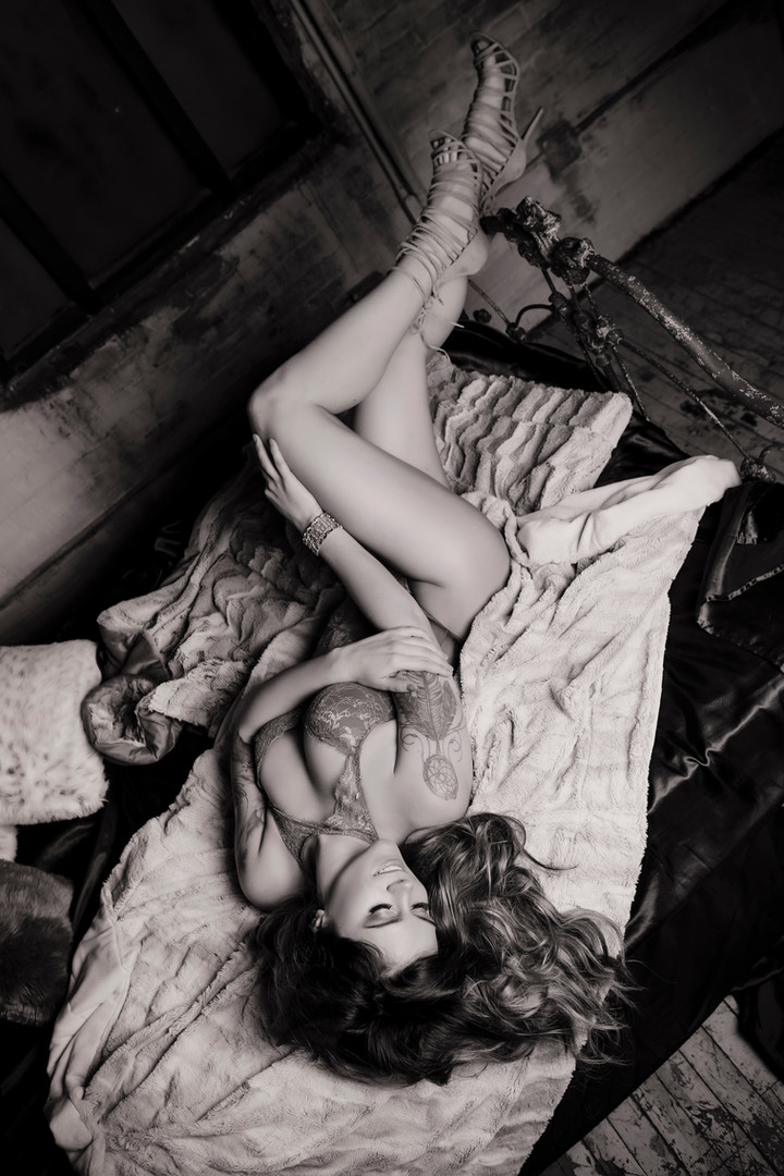 Sugar & Spice Photography Boudoir Grunge