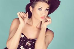 Shorter Hair Boudoir Photography Minneso
