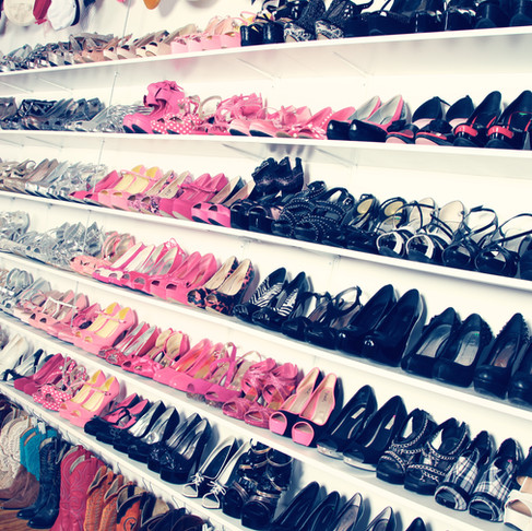 Reason #628: The Shoe Wall