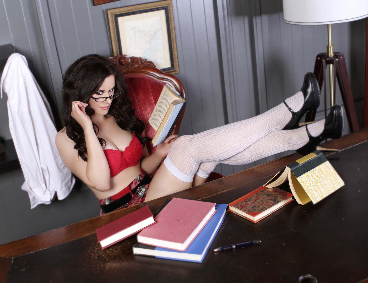 Sugar & Spice Photography Boudoir Office 0006
