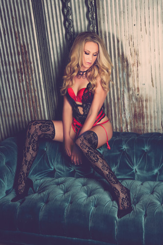 Sugar & Spice Photography Boudoir Sultry
