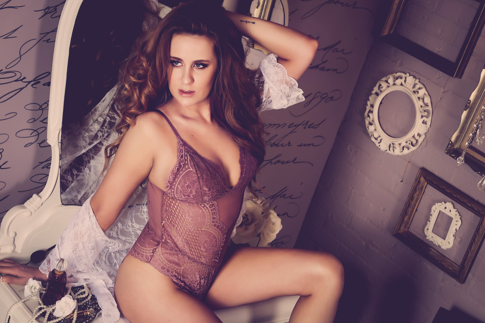 Sugar & Spice Photography Boudoir Powder