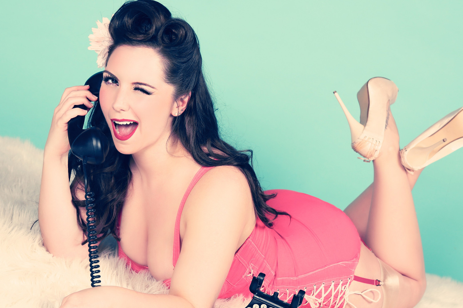 Sugar & Spice Photography Boudoir Pinup1