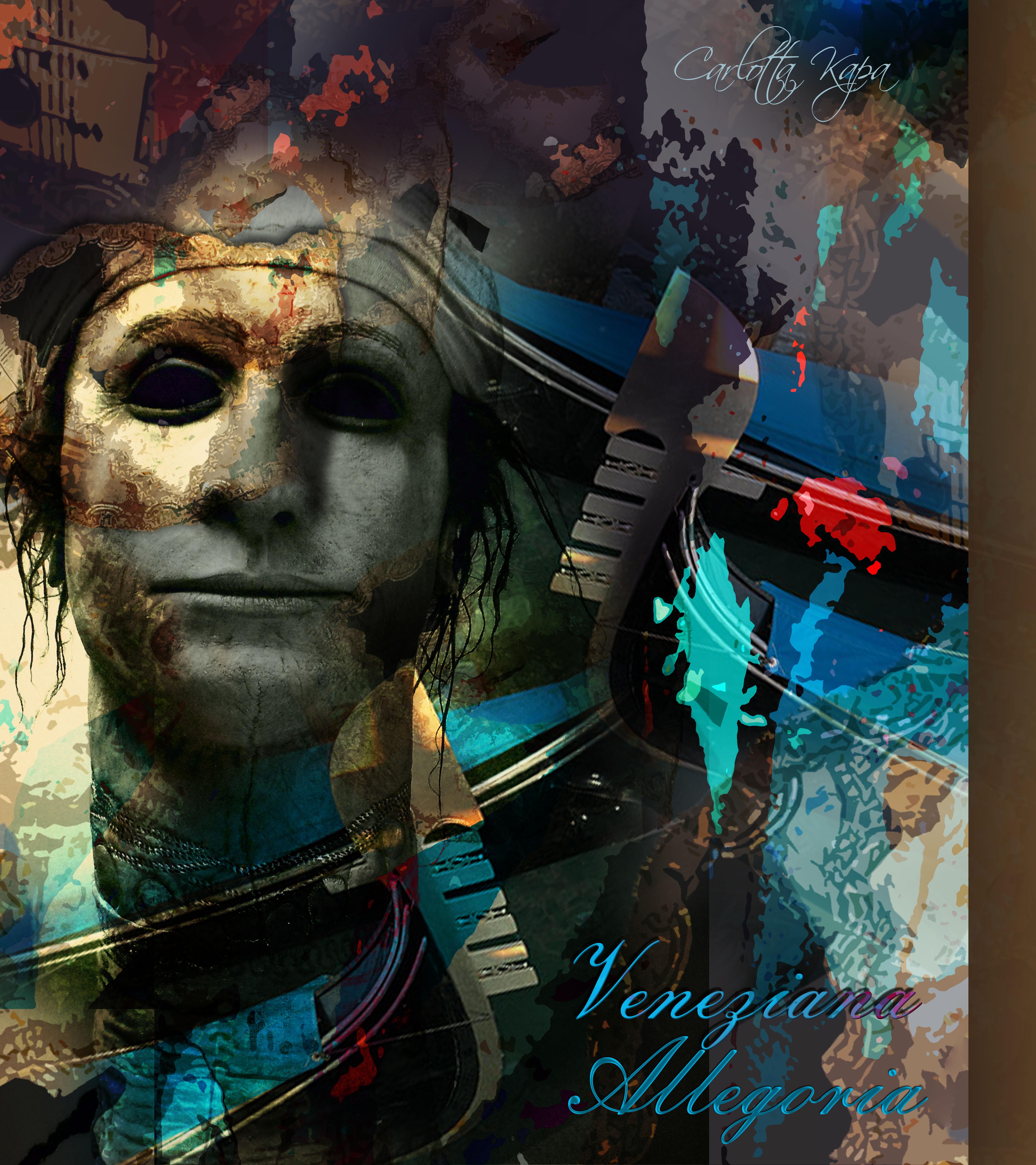 Venise - Pierrot 2 - Photoshop