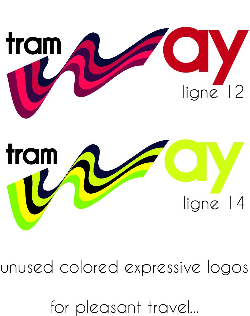 Tram way logo