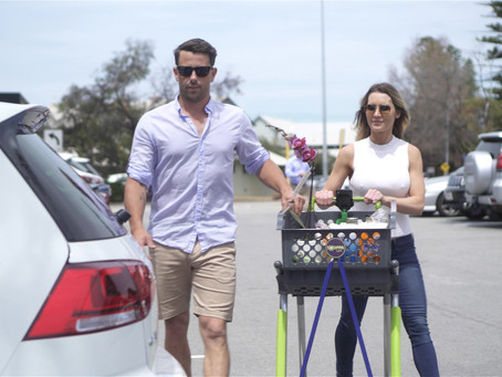 An Aussie-designed Personal Trolley Could Revolutionise The Way We Shop