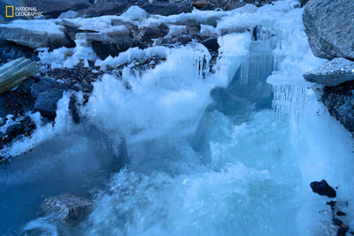 Scientists Take to the Mountains to Study Glacier-based Water Systems