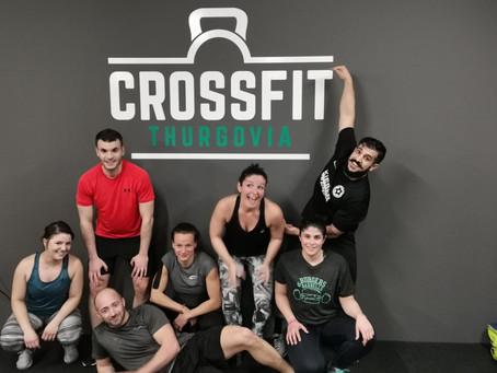 Du möchtest CrossFit ausprobieren? Melde dich bei uns!