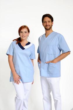 Krankenhausbekleidung