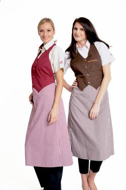 Bekleidung für Bäckerei Bachmeier