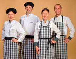 Kochjacke & Schürze Aramark