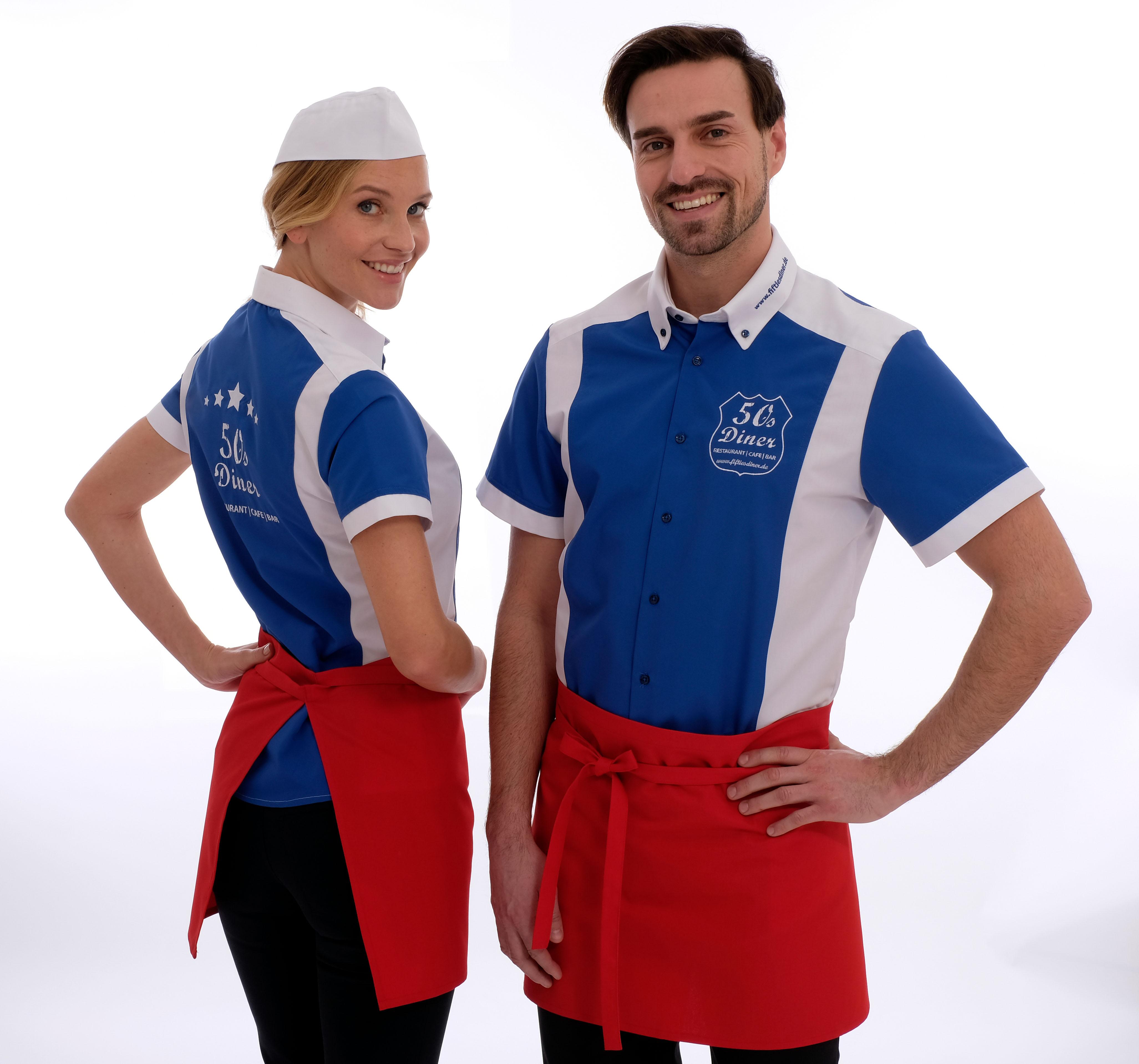 Blusen & Hemden 50's Diner