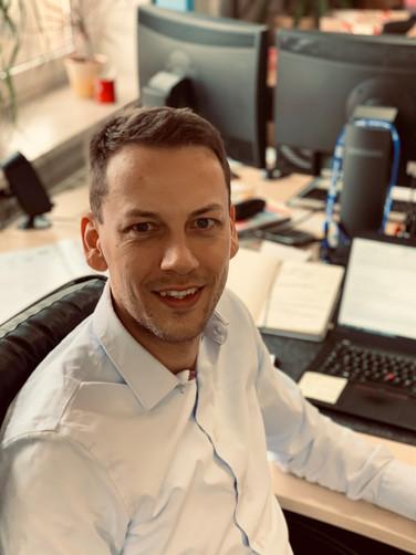 Jens - Geschäftsführer & Zahlenfreak