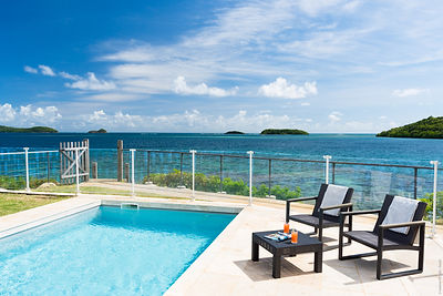 Gite en Martinique avec piscine