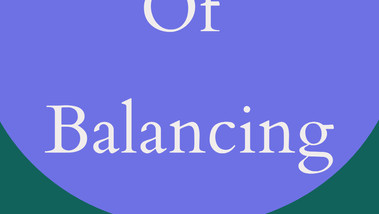 Right Balance in life