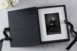 Studio portrait folio Box Collection