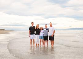 Family location portrait
