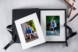 Family photography Folio Box Collection