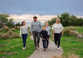Family photography in Christchurch