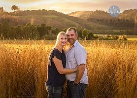 Couple location portrait photograpy