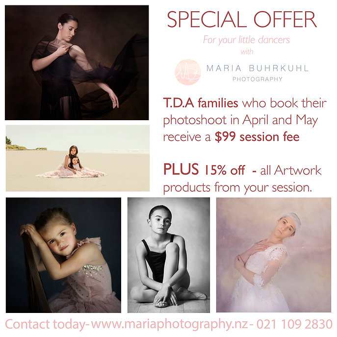 Portrait Photography special offer