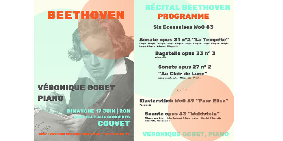 Récital Beethoven