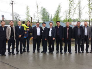 Cooperation in Nantong
